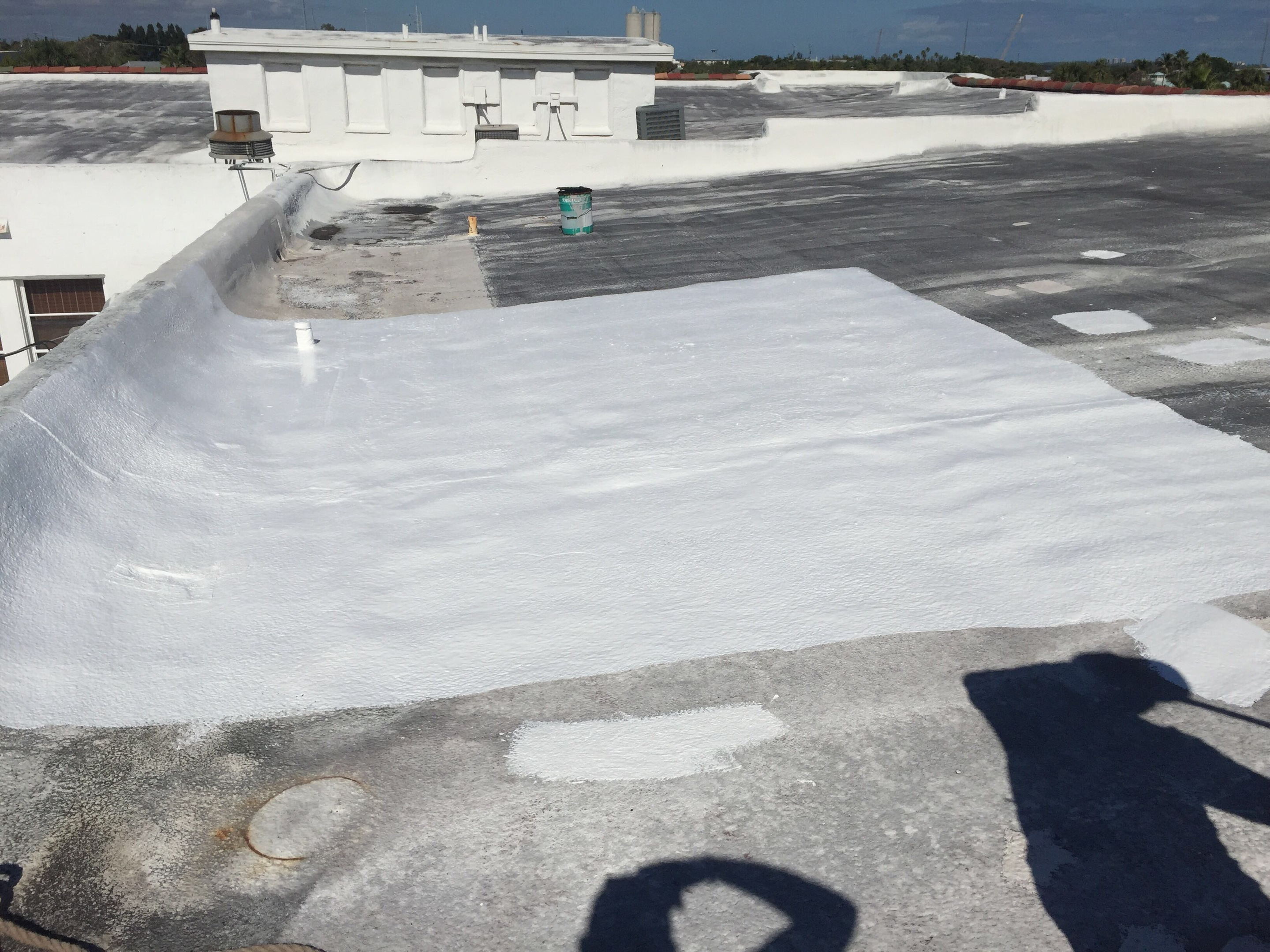 Flat Roof repairs save the day in Fort Pierce