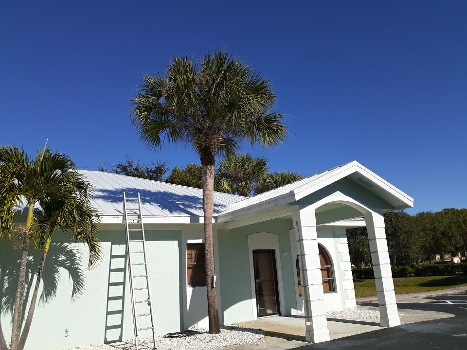 Metal Roofing Contractor in Fort Pierce FL